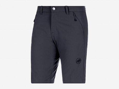 Herren Short HIKING SHORTS, black, 50