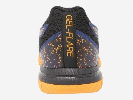 Herren Sneaker Gel Flare 7, BLUE EXPANSE/BLACK, 12
