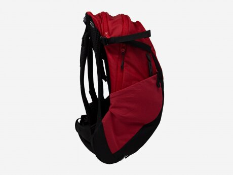 Unisex Rucksack Tremalzo 16, indian red, -