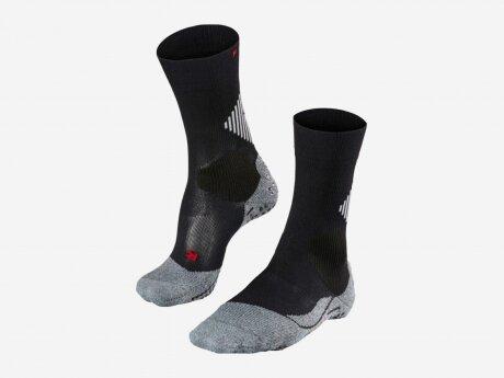 Unisex Socken 4 GRIP STABILIZING, black-mix, 37-38