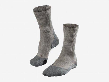 Damen Socken TK 2 WOOL, kitt moul., 41-42