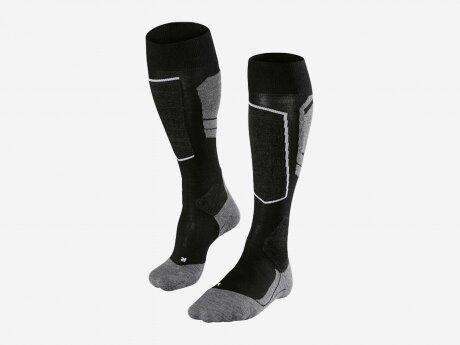 Herren Socken SK4, black-mix, 39-41