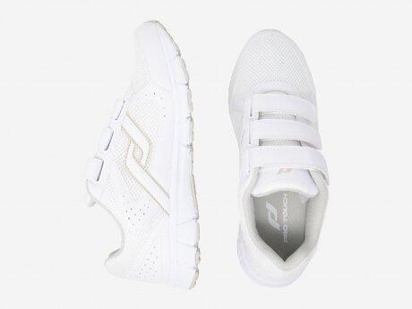 Herren Sneaker City Trainer III, WHITE, 40