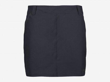 Damen Rock Light Skirt, ANTRACITE, 34