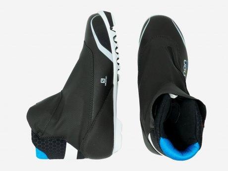 Herren Langlaufschuhe RC Prolink, Black/Blue, 8