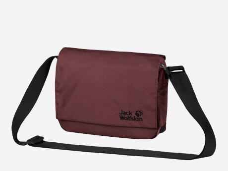 Unisex Tasche JULIE, cordovan red, -