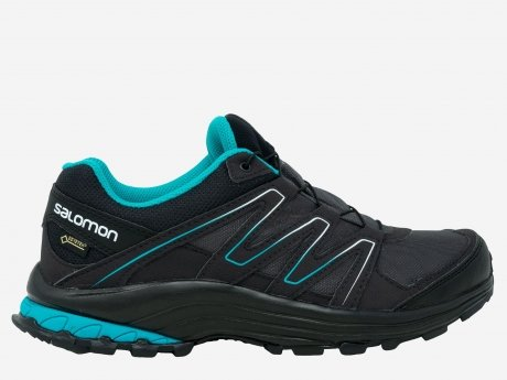 Damen Outdoorschuhe Sollia GTX® W, MAGNET/PHANTOM/BLUEBIRD, 5.5