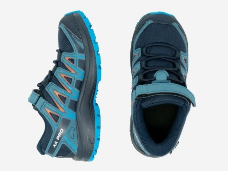 Kinder Outdoorschuhe XA PRO 3D CSWP K, NAVY BLAZER/MALLARD BLUE/HAWAIIAN S, 29