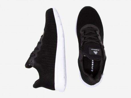 Herren Sneaker Flen AQX, BLACK, 44