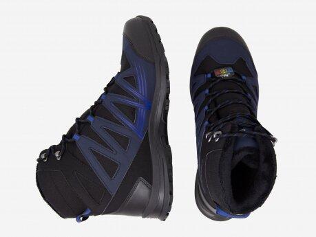 Herren Wanderschuhe Woodsen 2 TS CSWP, Black/Navy Blazer/Mazarine Blue Wil, 8.5