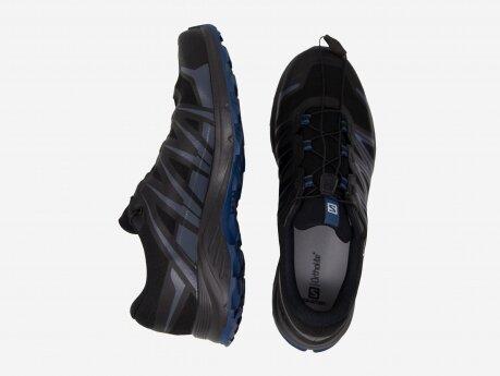 Herren Outdoorschuhe XA SIERRA GTX, Black/Ebony/Dark Denim, 8