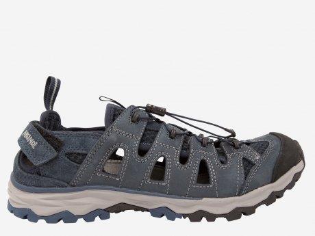 Herren Sandalen Lipari Comfort fit, marine, 40