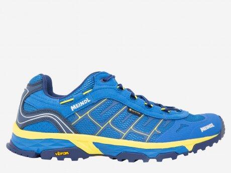Herren Outdoorschuhe Finale GTX, blau/gelb, 10