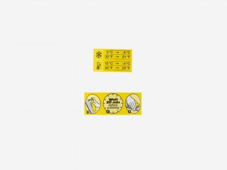 Unisex  High Performance, yellow, -