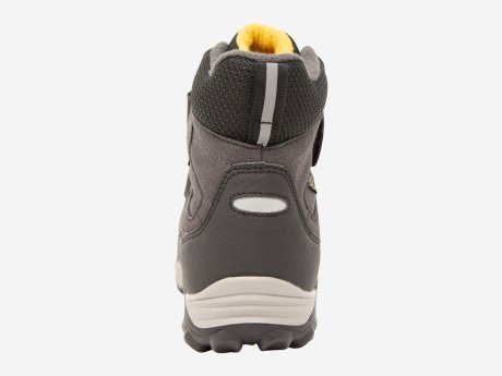 Kinder Winterschuhe Snowtime Junior GTX, gelb/anthrazit, 27