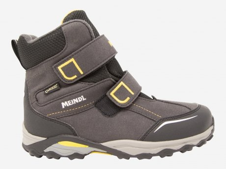 Kinder Winterschuhe Snowtime Junior GTX, gelb/anthrazit, 36