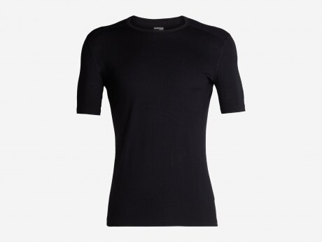 Herren T-Shirt Oasis SS Crew, Black, S