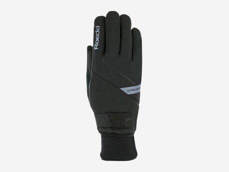 Unisex Handschuhe Turin, schwarz, 10.5
