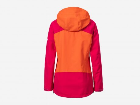 Damen Funktionsjacke Ifen, RED/ORANGEDARK, 42