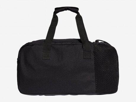 Unisex Tasche Tiro Duffelbag S, BLACK/WHITE, -