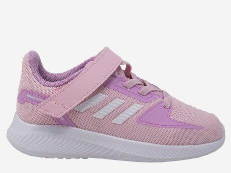 Kinder Sneaker RUNFALCON 2.0, CLPINK/FTWWHT/CLELIL, 26.5