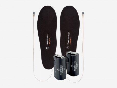 Unisex  Heat Flat Einlagesohlen, NO COLOUR, -