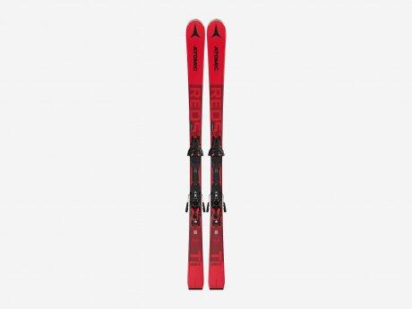 Herren Alpinski Redster TI + FT AW 20/21, RED, 161