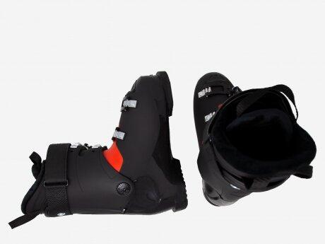 Herren Skischuhe Hawx Magna 90X M, Black/Red, 29