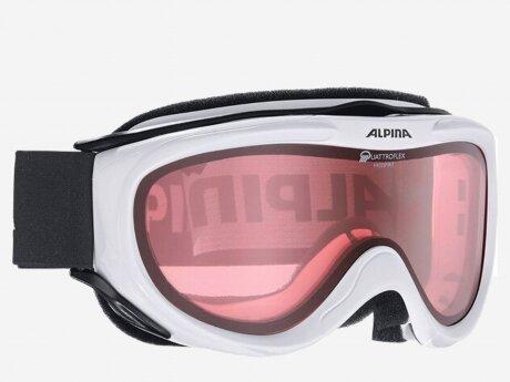 Damen Skibrille FREESPIRIT, white, -