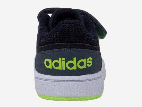 Kinder Sneaker HOOPS 2.0, LEGINK/SIGGNR/LEGBLU, 23