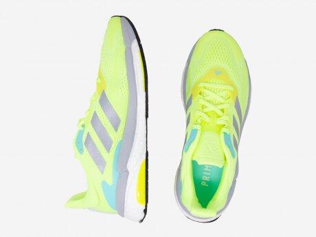 Damen Laufschuhe Solar Boost 3, HIREYE/SILVMT/DSHGRY, 4.5