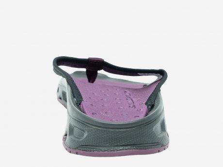 Damen Badeschuhe RX Break 4.0 W, Potent Purple-Black-Black, 5.5