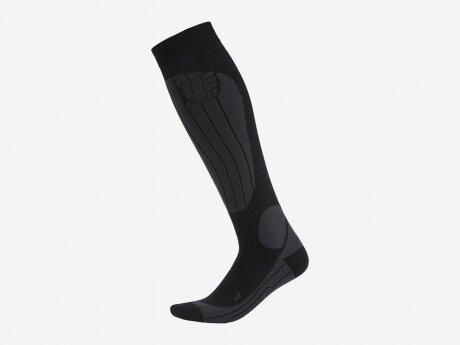 Herren Socken Thermo, black/anthracite, III